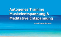 Autogenes Training MP3 Download zum Kennenlernen