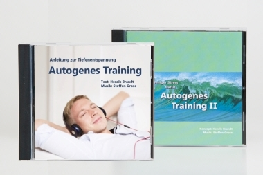 Autogenes Training CD Bundle Bestellinfos