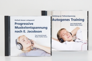 Muskelentspannung CD Bundle Bestellinfos
