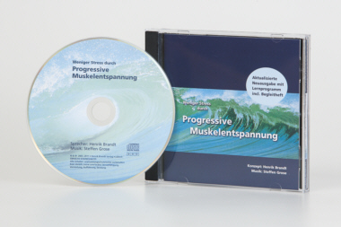 Weniger Stress durch Progressive Muskelentspannung (Audio-CD)
